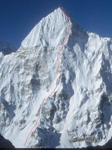 Première au Chang Himal