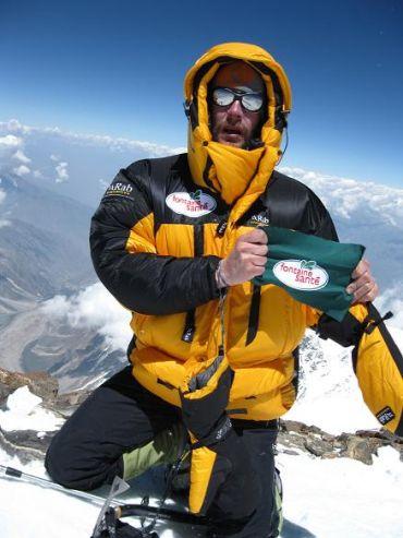 Le premier canadien au sommet du Nanga parbat