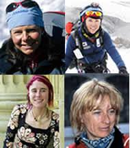 La première femme au sommet des 14 montagnes de plus de 8000 m