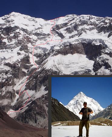 Une nouvelle voie en face sud de l'Aconcagua