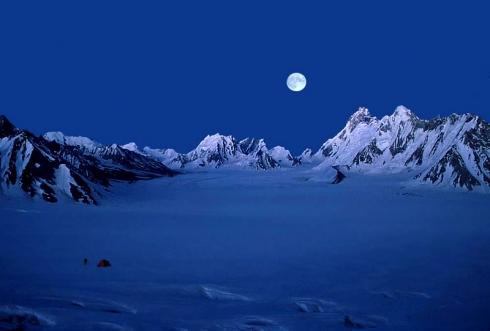 Evoluer sur glacier en altitude : nos conseils