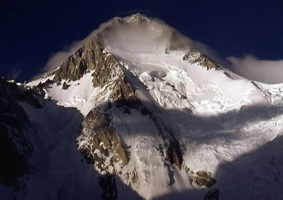 Expditions hivernales Gasherbrum 1 &#038; G2 &#038; Broad Peak 2010