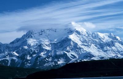 Les plus hautes montagnes d'Amérique du Nord