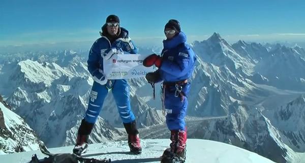 la traversée du Broad Peak (vidéo)