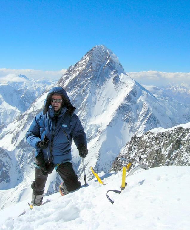 Tentative au K2 en cours
