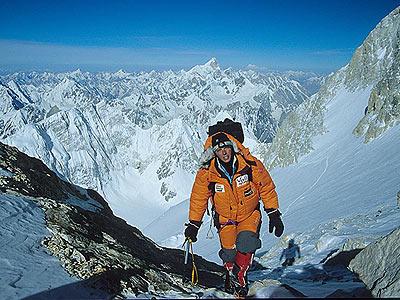Sommet du K2 par le nord & les 14 8000 pour Gerlinde Kaltenbrunner