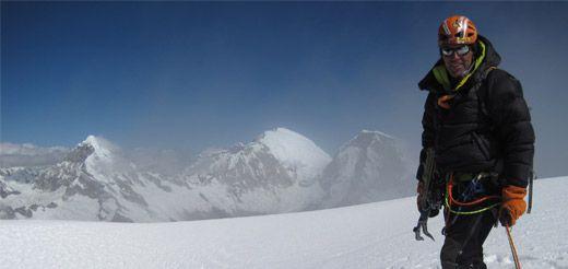 ascension du Chacraraju Est ( 6 001 mètres )
