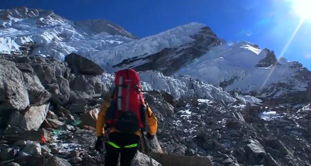 Du camp de base au sommet du Kangchenjunga (vidéo) par Philippe Gatta