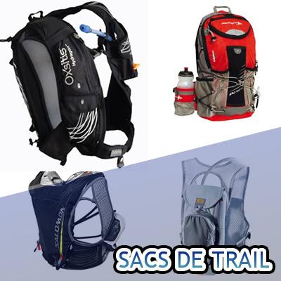 comparatif sacs de trail – ultra trail