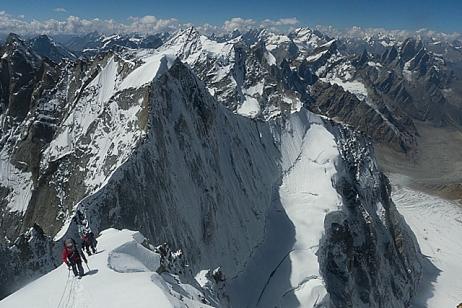 Expédition au Cerro Kishtwar 6200m, Himalaya, Inde