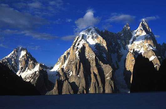 Alpinisme de haut niveau au K7 Pakistan, Steve House et les autres