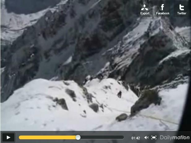 Nanga Parbat : vidéo de l'expédition polonaise hivernale 2011