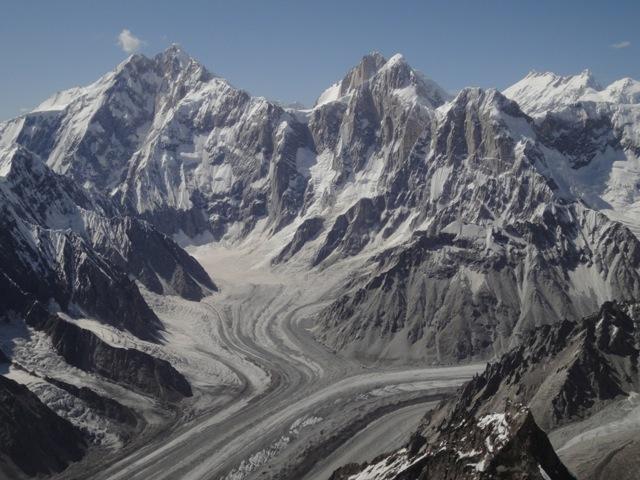 Première ascension du Hispar Sar 6400 m au Pakistan