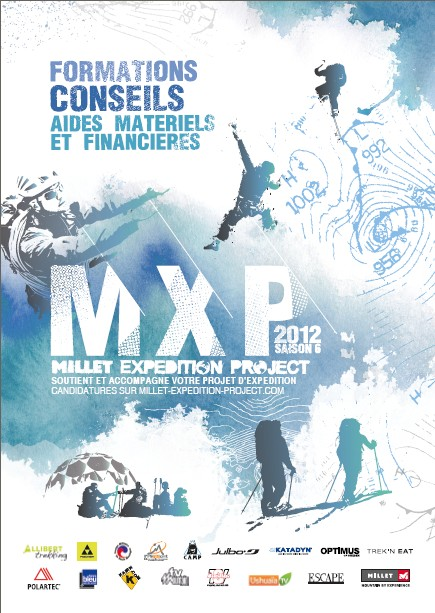 Millet Expedition Project 2012
