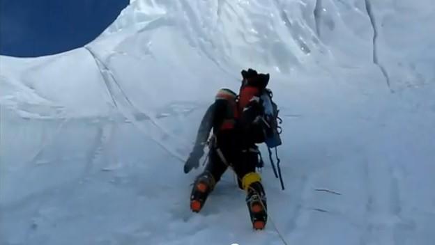 Tentative hivernale du Gasherbrum I : la vidéo