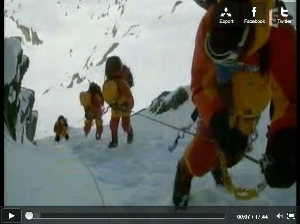 Miracle sur l'Everest 15H05 – 16H00 samedi 11 Février 2012 sur France 5