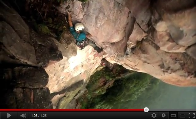 première ascension du Cerro Autana (vidéo teaser)