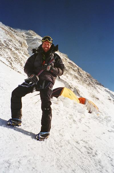la liste des français au sommet de l'Everest 8850 m Himalaya