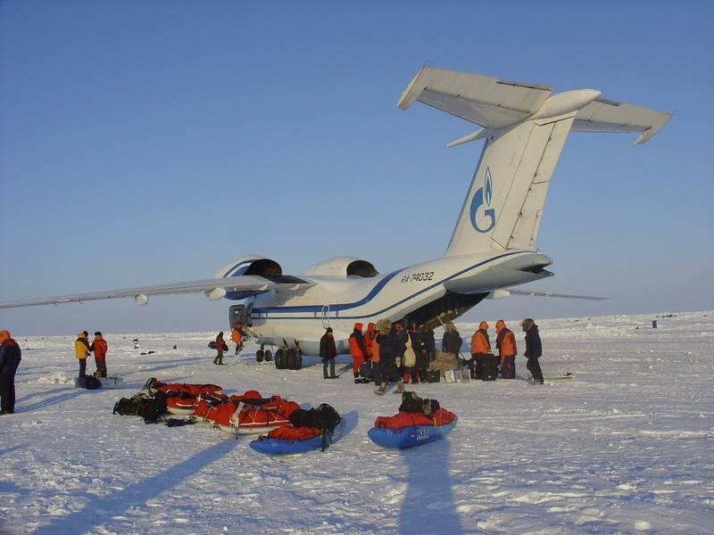 marathon du Pôle Nord 2012
