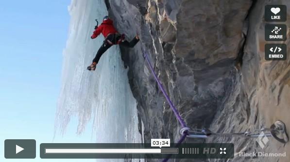 Will Gadd et Tim Emmett dans les Alpes