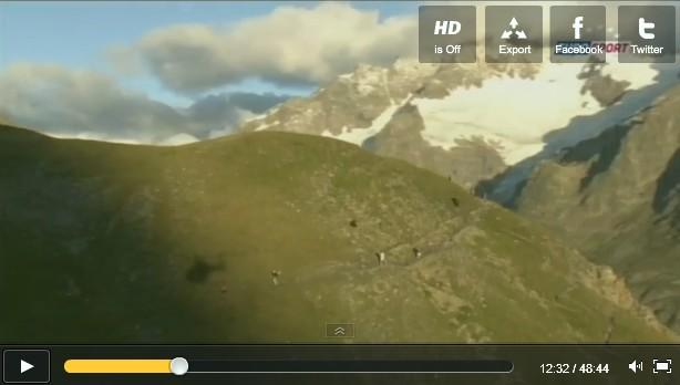 l'intégrale de l'UTMB 2011 par Eurosport (31 minutes)