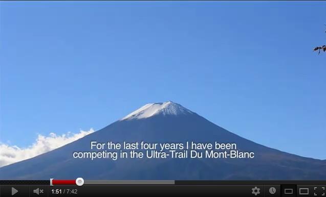 Présentation Ultra Trail Mount Fuji (eng)