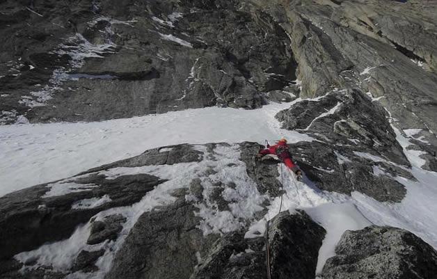 Retour d'expé en Alaska pour Philippe Batoux