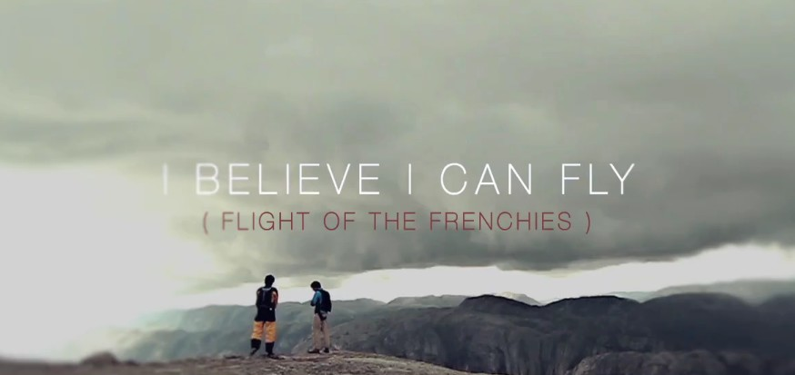 I Believe I can Fly (fr)