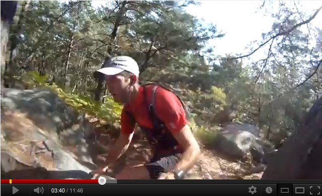 Imperial Trail de Fontainebleau