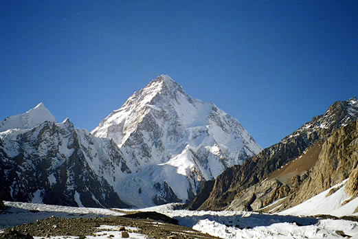 La liste des expéditions sur les 8000 du karakoram saison 2012