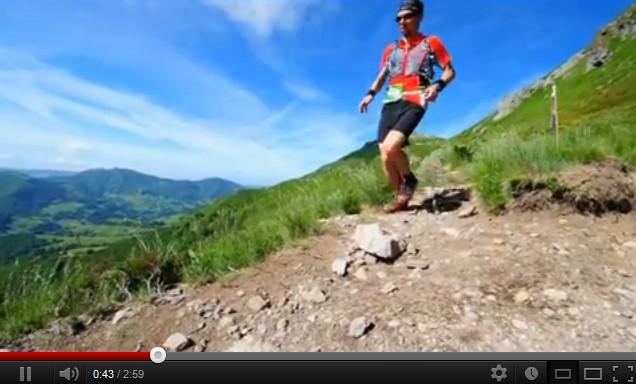 Ultra trail d'Aurillac 105 km