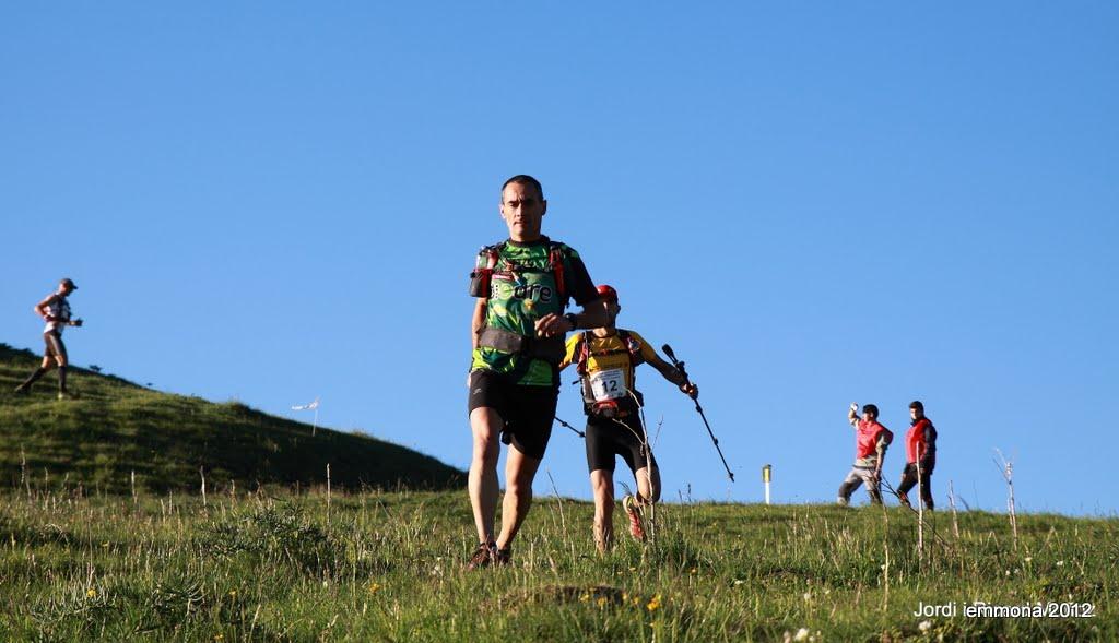 Résultats Ultra Trail EMMONA 2012
