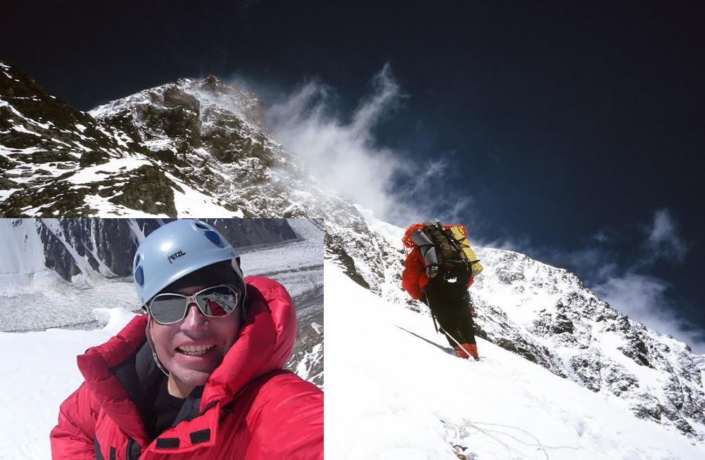 K2 2012 succès pour un français !