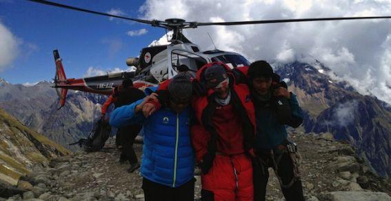 Des français pris dans une avalanche meurtrière au Manaslu