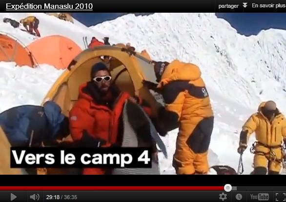 Manaslu expédition 2010