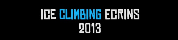 Ice climbing 2013
