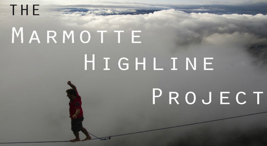 Marmotte Highline Project : the film