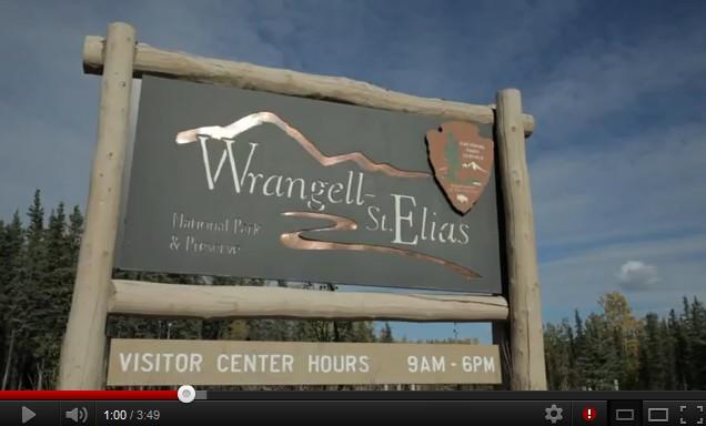 Découvrir le national parc Wrangell-St Elias (eng)