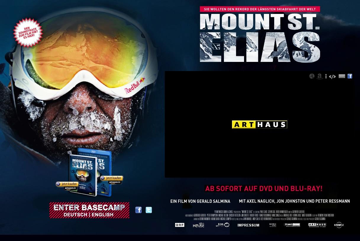 Mount St. Elias Trailer