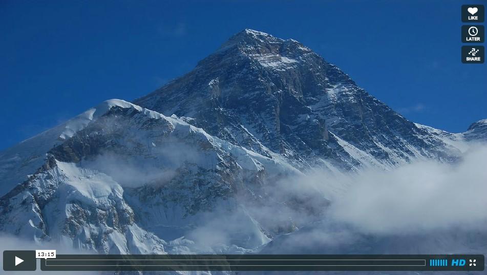 Trek de l'Everest
