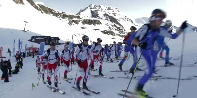 Ski alpinisme – Coupe du Monde Andorre 2012