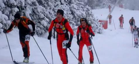 Kilomètre vertical – Trophé Sylvain Bernole