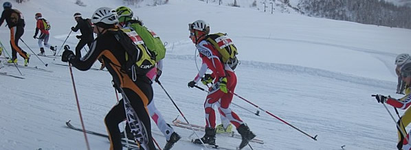 Résultats Mont Blanc Ski Challenge 2012