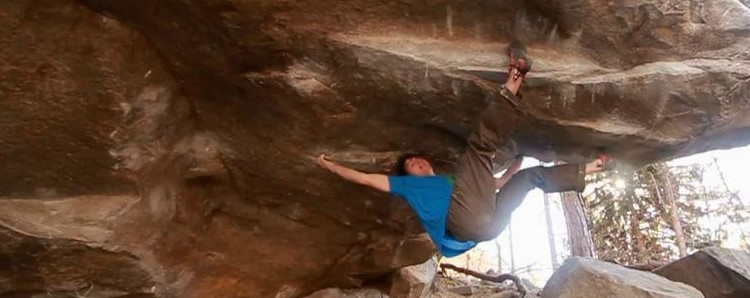 The Dagger – 8b+ par Nils Favre