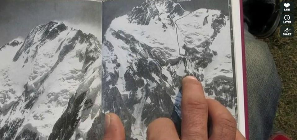 Nanga Parbat Winter – videonews 07 avec Daniele Nardi