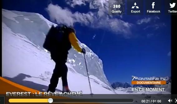 Everest: Le Rêve Achevé Par MONTAGNETV