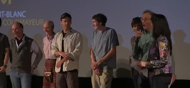 les vainqueurs des Piolets d'Or 2013 en vidéo