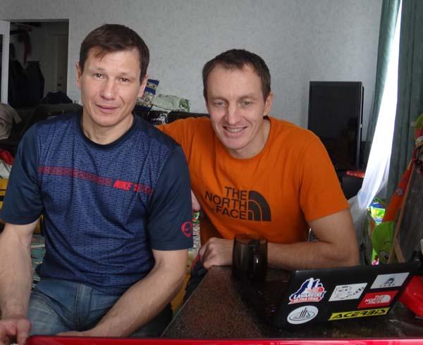 Décès de Alexey Bolotov à L'Everest
