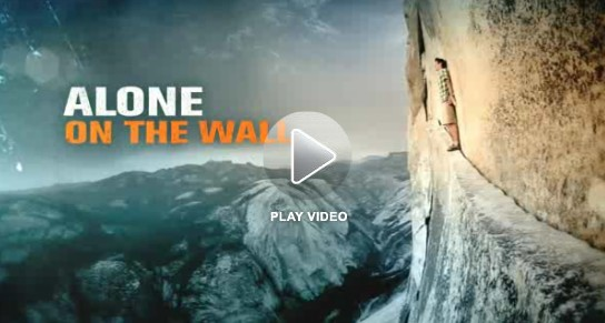 Alex Honnold reportage National Geographic (vidéo eng)
