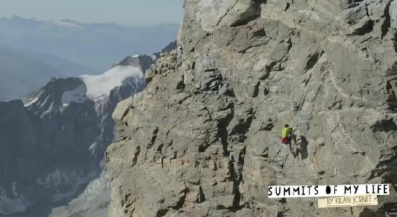 Nouveau record d'ascension du Cervin en 02 heures 52 minutes et 02 secondes par Kilian Jornet (vidéo)
